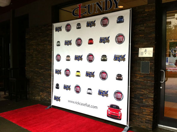 Step And Repeat Miami Banner Printing Step And Repeat
